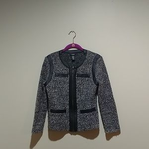 ♥️3 for $10 Alfani 3/4 sleeve sweater topper
